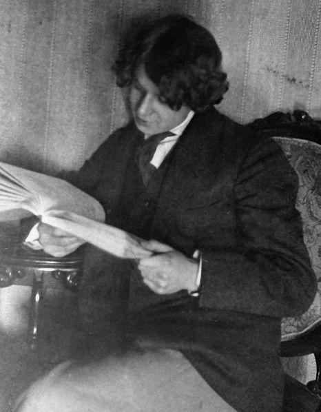 Sergei Esenin, 1916.(Russian-style)