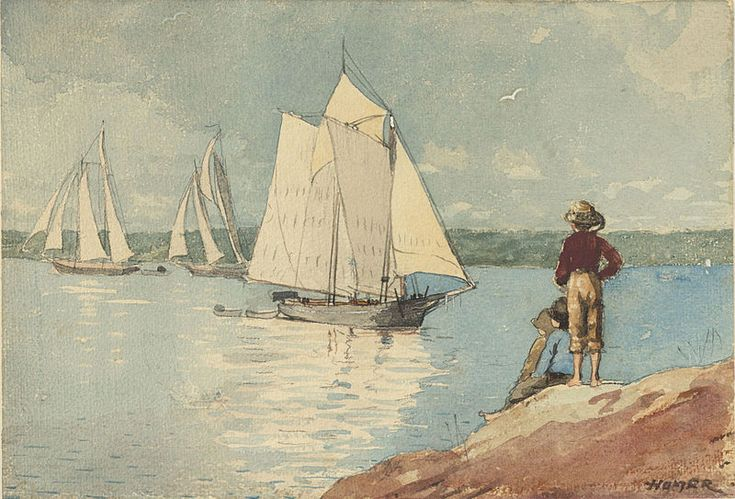 File:Winslow Homer - Clear Sailing.jpg