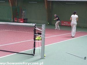 Warsztaty tenis