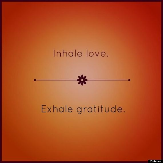 How Giving Thanks Will Help You Stress Less Happy Thanksgiving #yoga lovers! #gratitude www.destressyoga.org