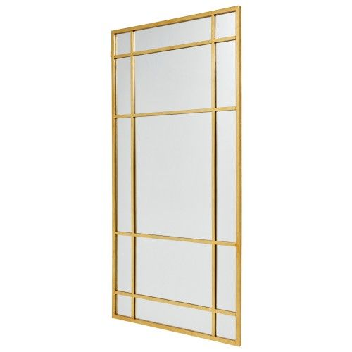 Extra Large Wall Mirror in Gold