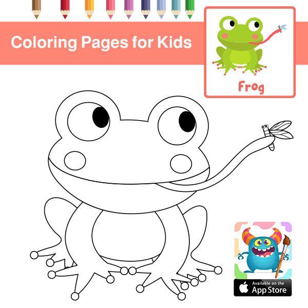 صور حيوانات للتلوين رسومات اطفال رسومات حيوانات الغابه للتلوين بالعربي نتعلم Free Printable Coloring Sheets Coloring Pages For Kids Animal Coloring Pages