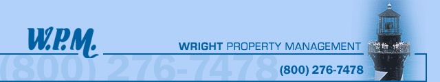 Wright Property Management Outer Banks Vacation Rental Search