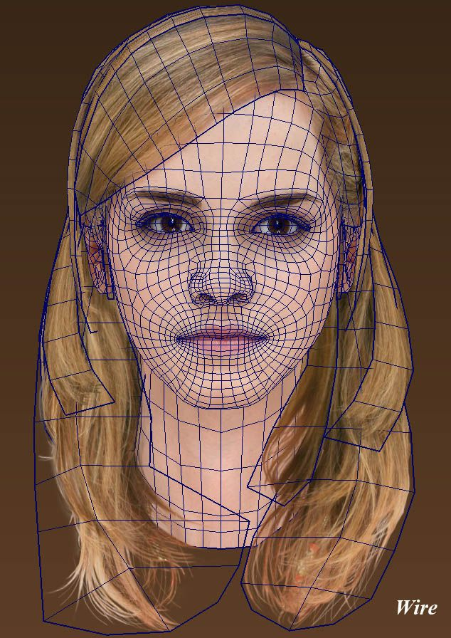 Face Topology (Emma)