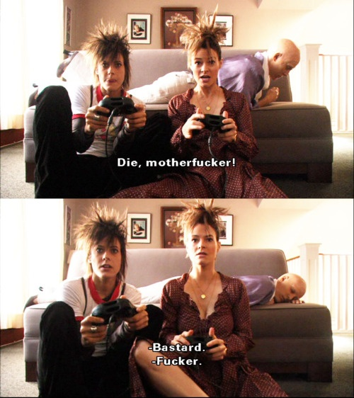 one of my fav scens in the l word. show shouldn't have been cancelled!