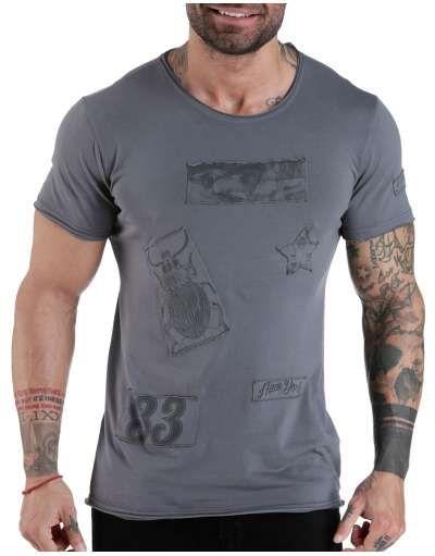 ΝΕΕΣ ΑΦΙΞΕΙΣ :: T-shirt Bugs & Beetles Dark Grey - OEM