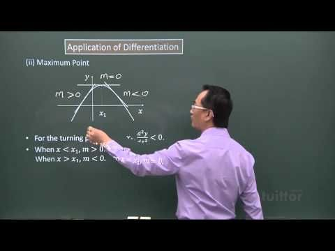 Application of Differentiation - Maxima and Minima (Problems) (Additional Maths Sec 3/4) - YouTube