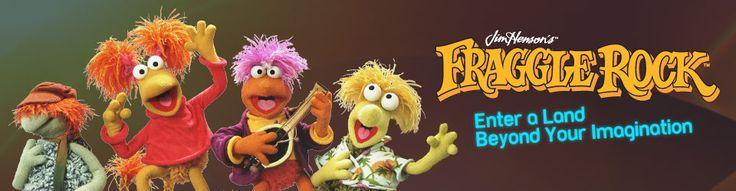 Fraggle Rock Show Site | Classic Children's TV Show | The Hub TV Network | Hubworld