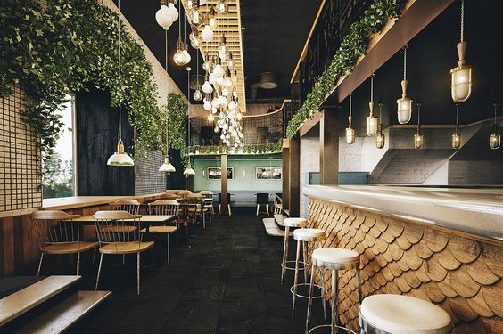 HOLY SMOKE RESTAURANT by Bureau Bumblebee on Behance