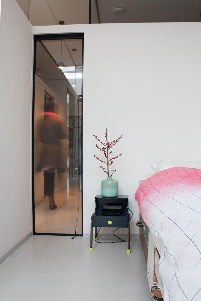 Все прозрачно: стеклянные стены и перегородки – Вдохновение