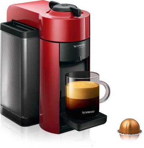 how to clean nespresso machine vertuoline