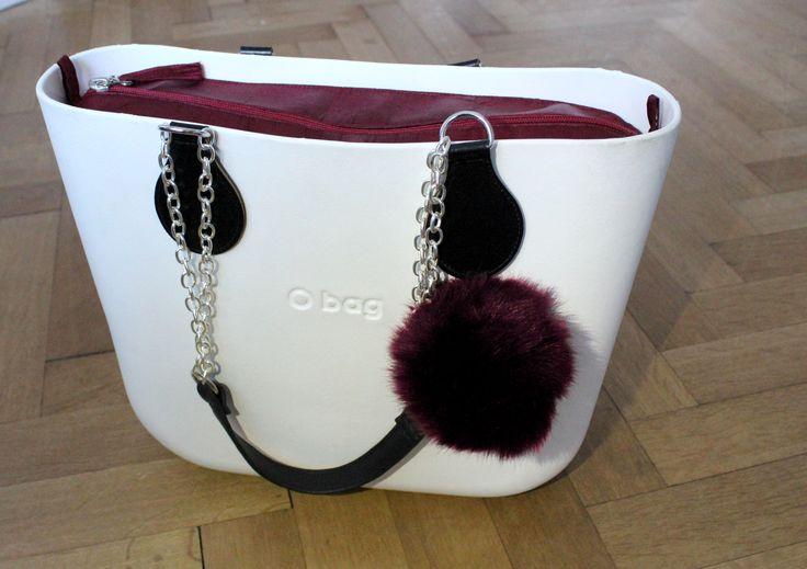 OBag white&red