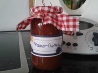 Rezept Pflaumenchutney von Mousse - Rezept der Kategorie Saucen/Dips/Brotaufstriche