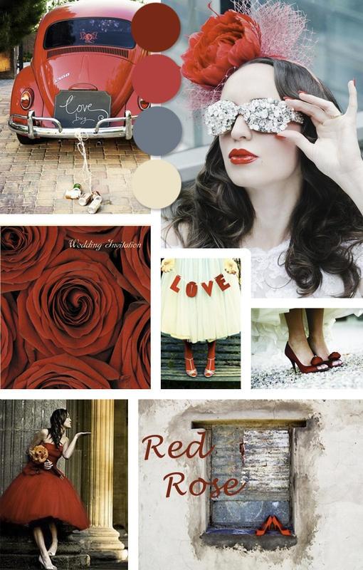 Red wedding themeIdease Someday, Wedding Themes, Theme Rose, Rose Candelabra, Red Red, Colors Palettes, Red Wedding, Candelabra Diamondsintern