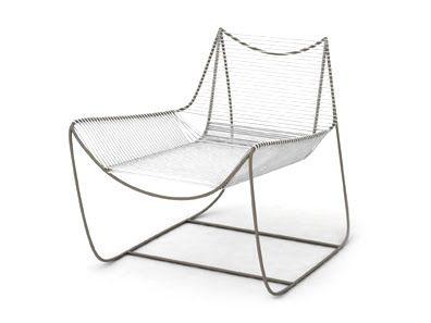 sunday morning chair by enrico girotti. via