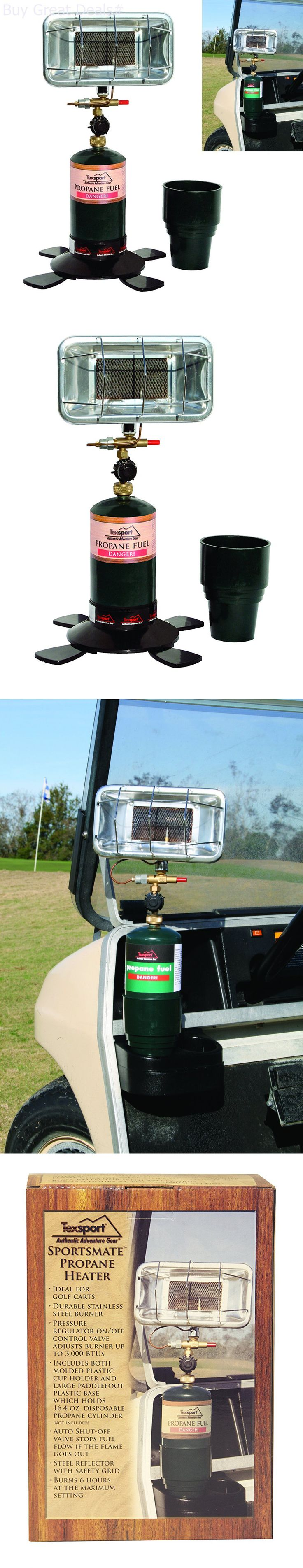 Generators and Heaters 16039: Texsport Portable Propane Heater For Golf Cart, Camping, Fishing Boat, Outdoor -> BUY IT NOW ONLY: $60.9 on eBay!