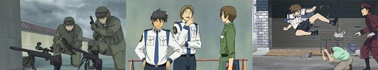 Toshokan Sensou VOSTFR BLURAY   Animes-Mangas-DDL