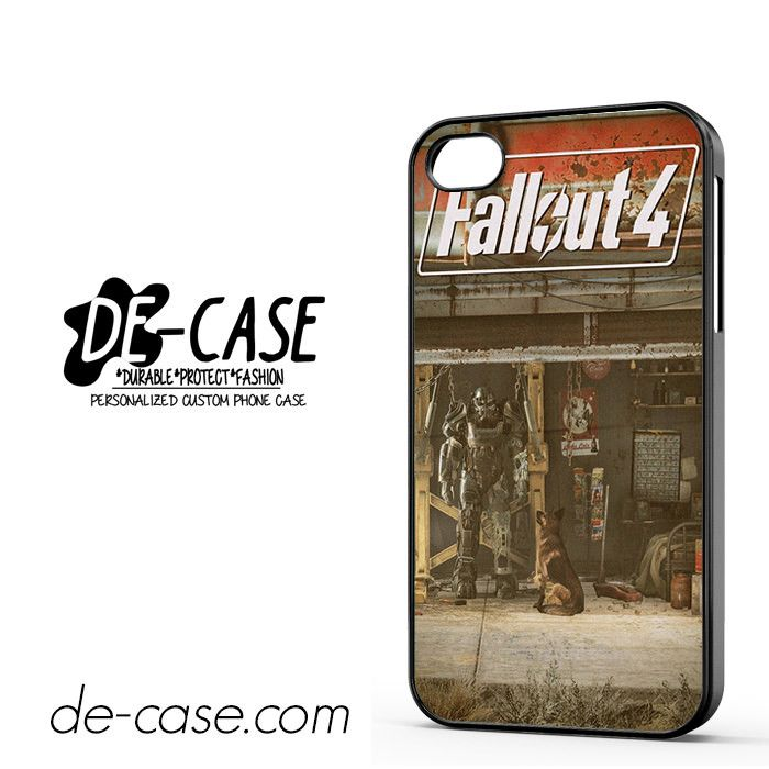 Fallout 4 DEAL-4069 Apple Phonecase Cover For Iphone 4 / Iphone 4S