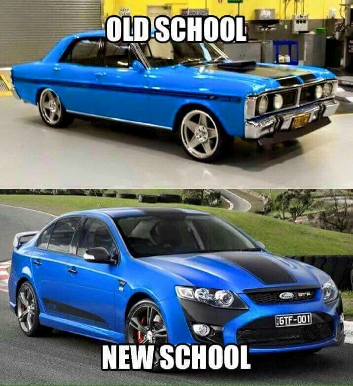 GIVE ME OLD SCHOOL ANY DAY !!!