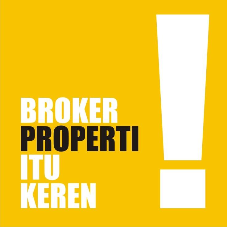 Broker Properti itu KEREN
