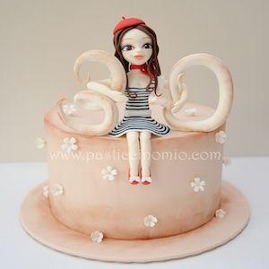 30 Yaş Doğum Günü Pastası #butikpasta #yetişkinbutikpasta #doğumgünüpastası #30yaşpasta #otuzyaşpastası