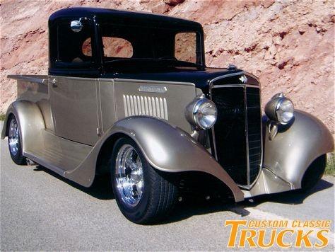 1936 International Harvester Pickup Truck