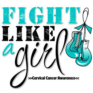 Cervical Cancer Awareness Store  ~ for @amsy719 ... miss you, mama...