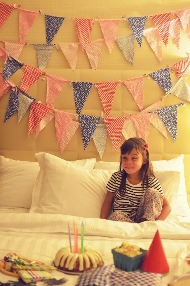Faîtes de son anniversaire un moment magique en organisant une soirée pyjama !