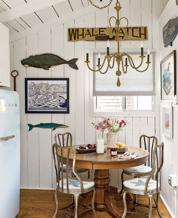 CHIC COASTAL LIVING Martha s Vineyard Cottage & Giveaway