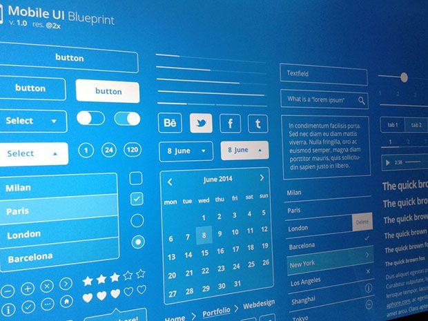 Freebie-Mobile-UI-Blueprint