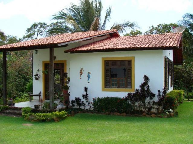 Sitio estilo rustico pesquisa google casa da chacara - Jardines de casas de campo ...