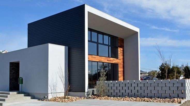 白シャツの似合う家 | 愛知・尾張・三河・岐阜・京都・奈良・滋賀の住宅設計・店舗設計ならバロックデザインワークス
