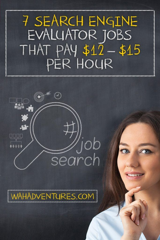Top 7 Search Engine Evaluator Jobs That Pay $12 – $15 Per Hour