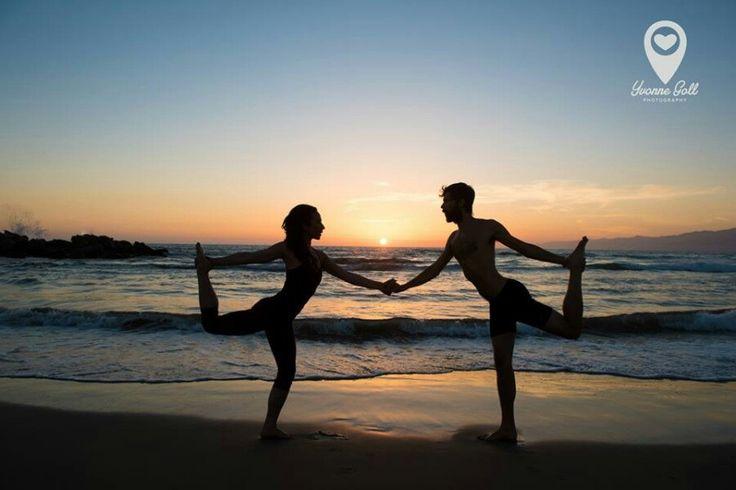 Ejercicio al aire libre en pareja. www.rubenentrenador.com Personal Trainer