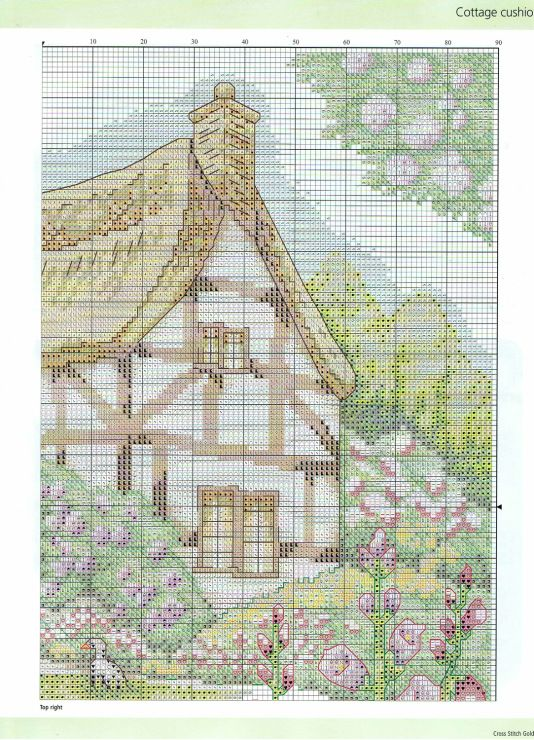 Gallery.ru / Фото #6 - Cross Stitch Gold 93 - tymannost