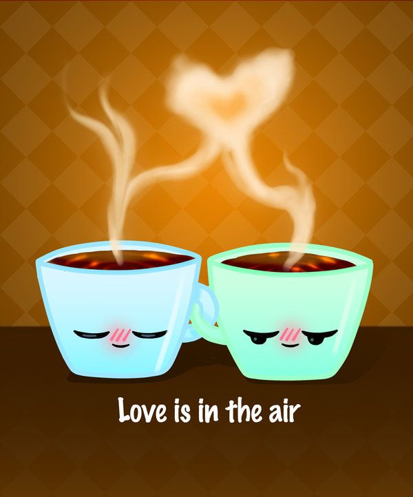 Coffee Love by ~Himu-Chan on deviantART