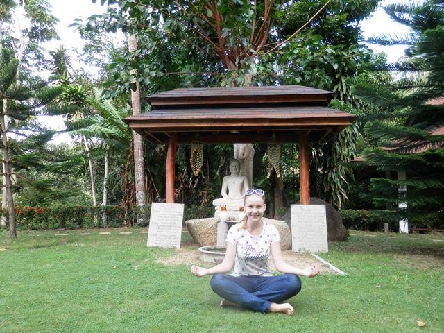 """Статья """"Ретрит на Самуи"""". Делимся личным опытом. #Samui #retrit #yoga #meditation #Самуи #ретрит #йога #медитация"""