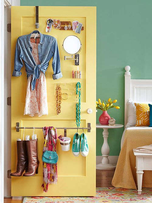 Although I haven't lived in a rental for many years now, I am often asked about organizing and storage solutions that are rental friendly. ...