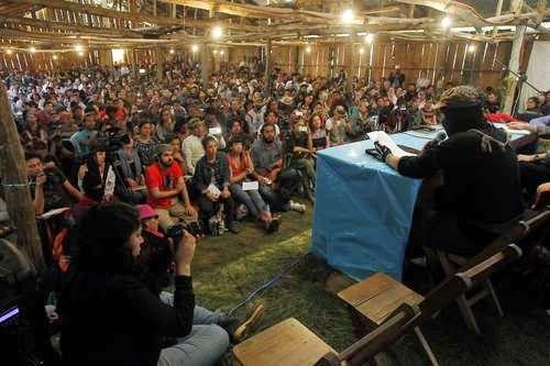 EL MURO Y LA GRIETA (Primer Apunte sobre el Método Zapatista) Subcomandante Galeano
