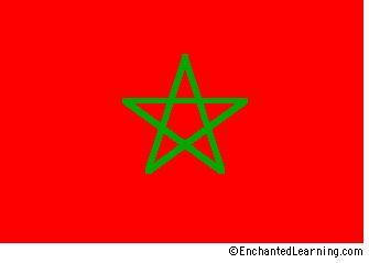 Morocco's Flag