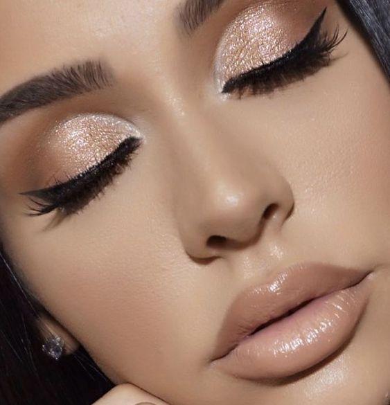 Inspirierender natürlicher Make-up-Look   – Makeup ideas