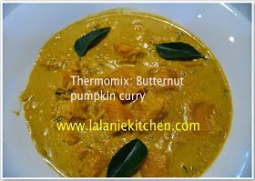 Thermomox pumpkin curry