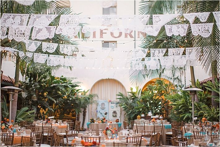Vintage Mexican Wedding Ideas | Southern California Bride