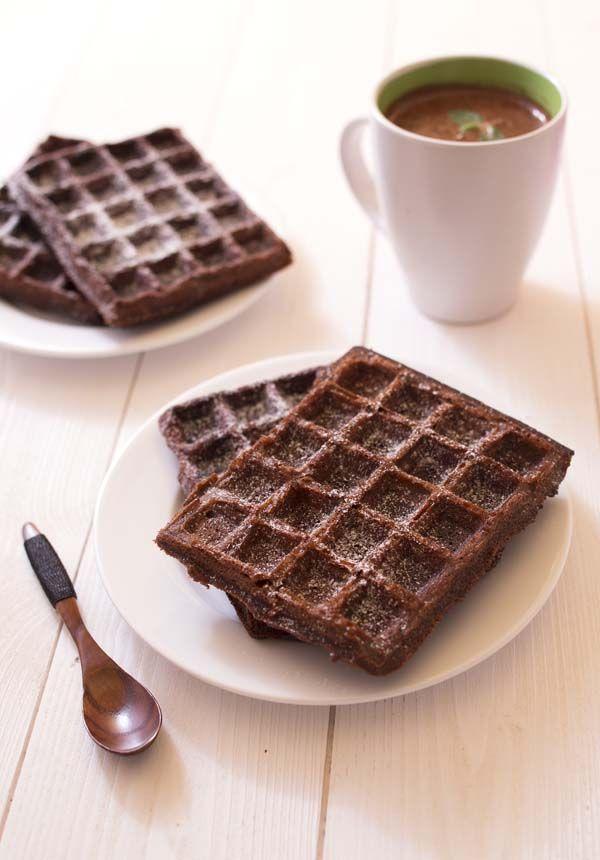 L'incroyable recette des Gaufres brownies !