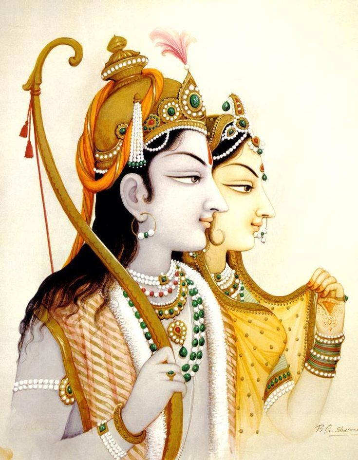 Sita in Ramayana – The Ideal Woman