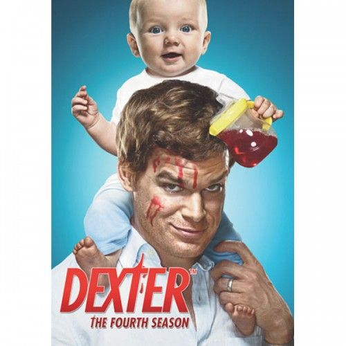 Dexter Season 4 DVD | Dexter Store on Showtime