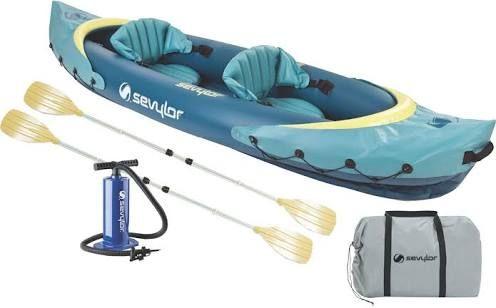Sevylor Kayak Clr Crk Combo 2000014330