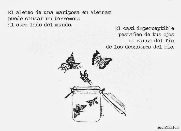 Elvira Sastre - Efecto mariposa