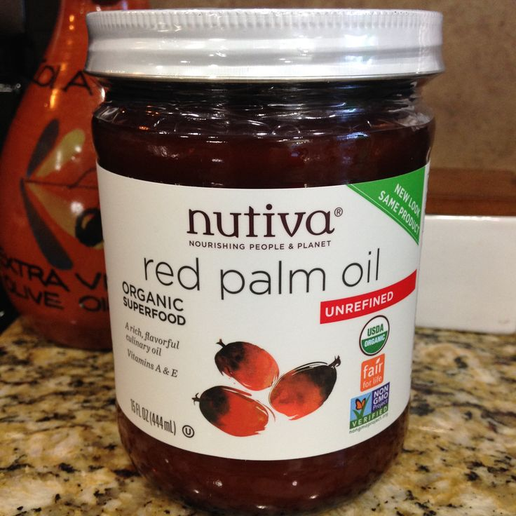 Should you eat red palm oil? heck yea