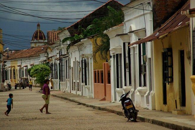 Mompox, Colombia, South America